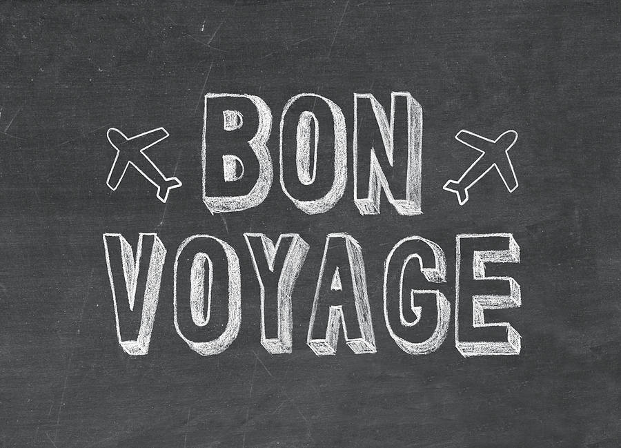 June 2020 Bon Voyage Party